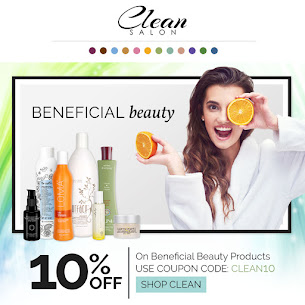 Clean Salon | 10% Off