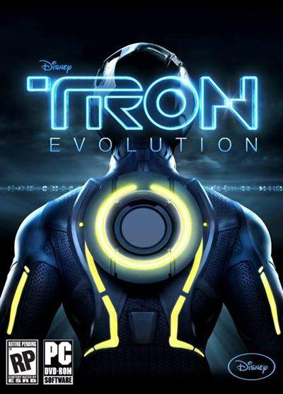 Tron Evolution PC Full Descargar Español Reloaded DVD9 ISO