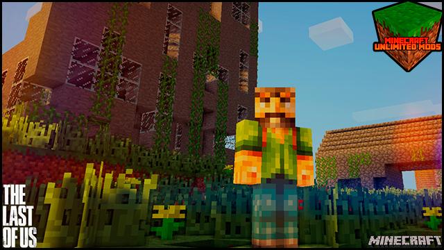 Descargar The Last Of Us Mapa Para Minecraft Minecraft - Minecraft last of us map