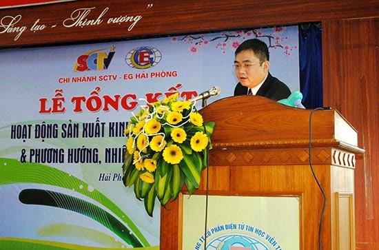 Chi nhánh SCTV Hải Phòng