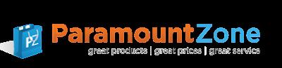 Paramoung zone logo