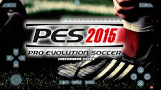 Game PES 2015 PSP CSO