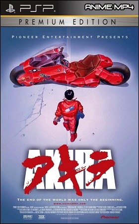 Akira - Akira BDrip [LATINO] [MEGA] [PSP] - Anime Ligero [Descargas]