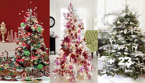 Ideas Para Decorar El árbol De Navidad 2015 Mentes Curiosas