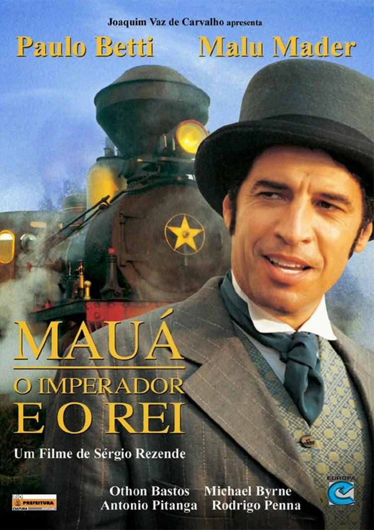 Mauá: O Imperador e o Rei – Nacional (1999)