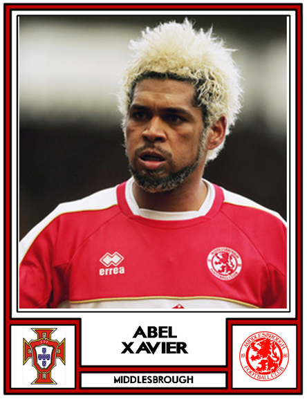 the many hairstyles of abel xavier gallery footy fair