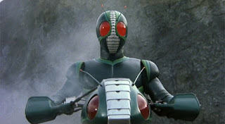 Kamen Rider J and the J-Crosser