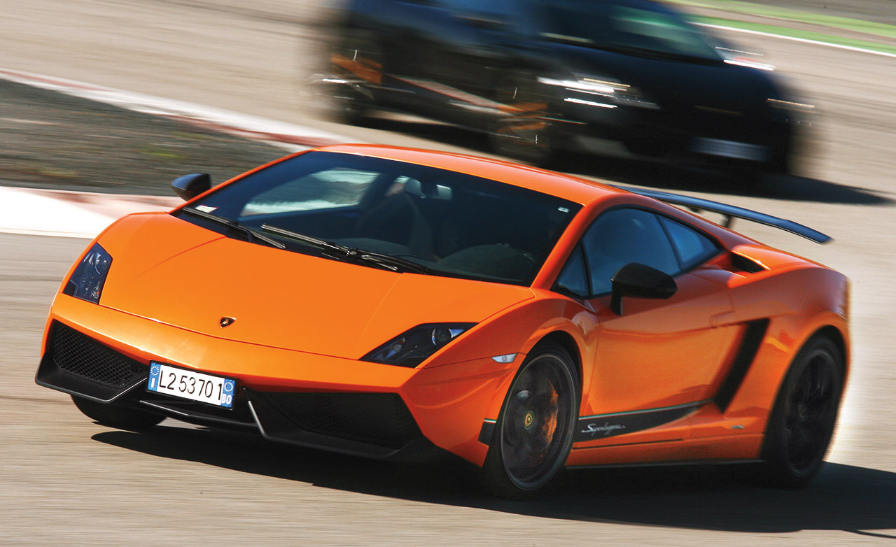 Lamborghini Gallardo Superleggera LP570 4: A Road Test Review