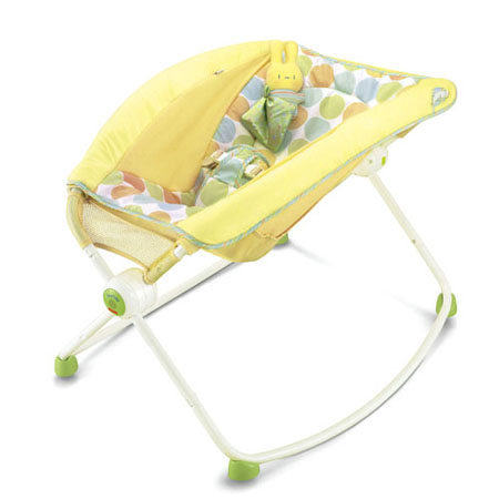 Bassinet Fisher Price4
