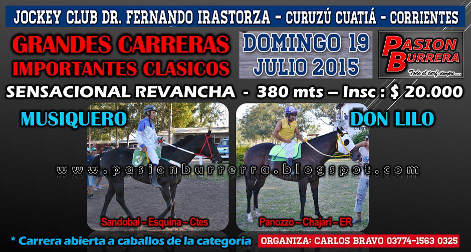 CURUZU CUATIA - 19 - 380