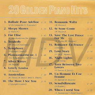 cd 20 golden piano  hits 20+GOLDEN+PIANO+HITS-Cont