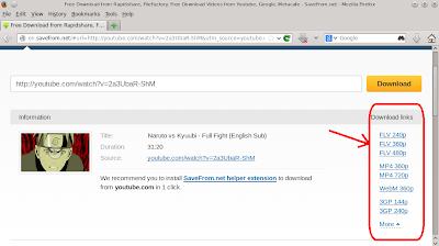 download youtube tanpa software
