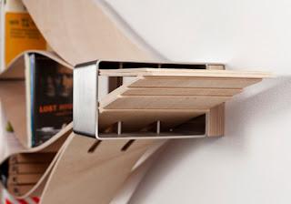Diseño de librero