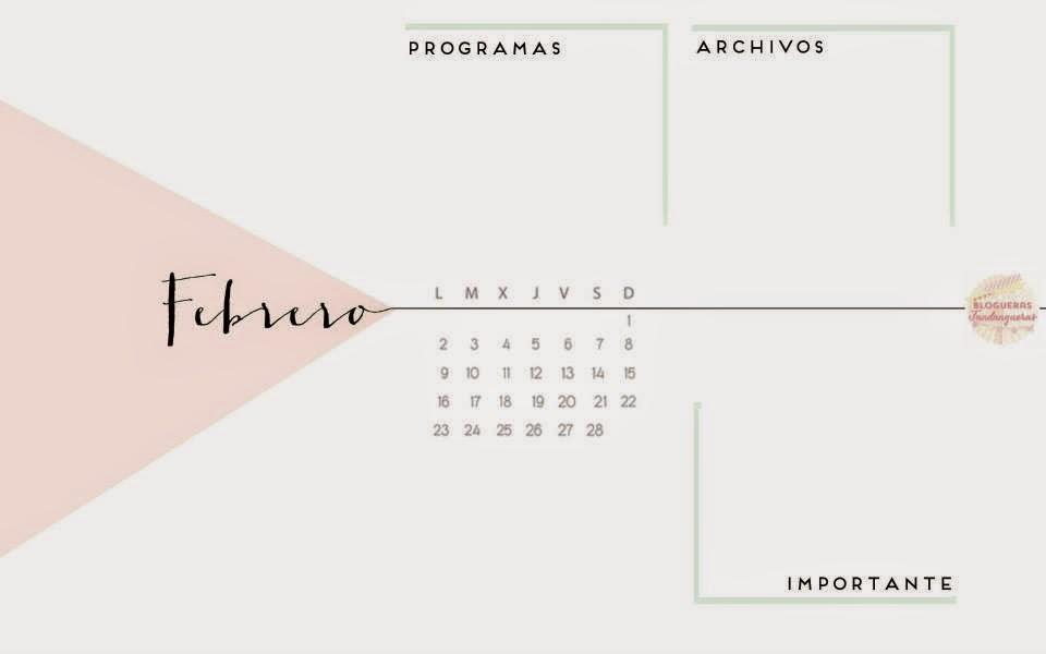 Calendario 2015: Febrero5
