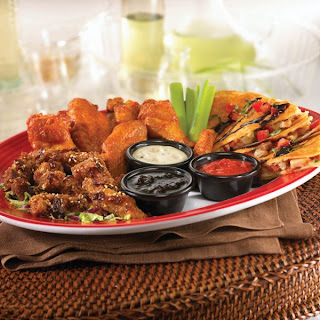 Sharable Platters at TGI Friday