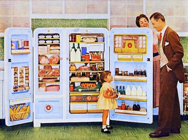 """El aparato conocido como el """"Rolls Royce"""" de los refrigeradores"""