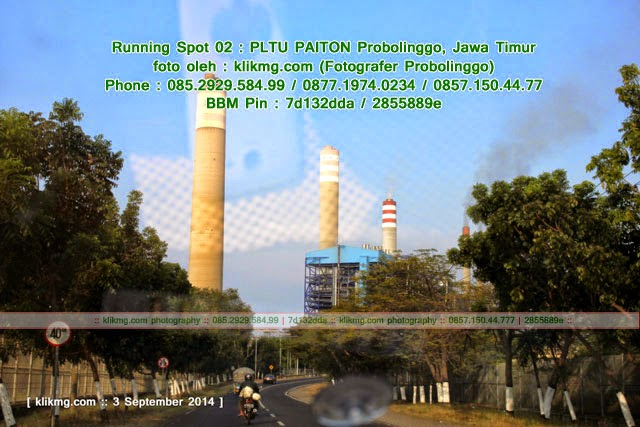 Running Spot 02 : PLTU PAITON Probolinggo, Jawa Timur | Foto oleh : Klikmg Fotografer Probolinggo