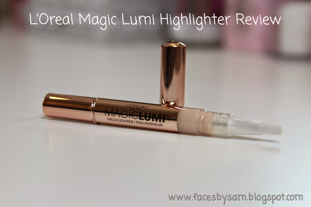 L'Oreal Magic Lumi Highlighter Review