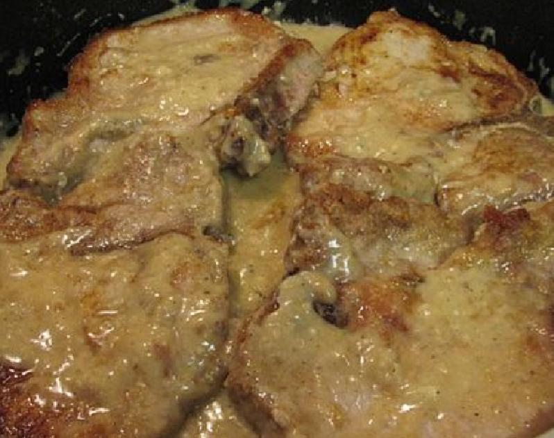 stargal 39 s cosmos smothered pork chops