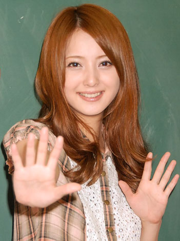 Nozomi Sasaki 佐々木希 (ささき・のぞみ)