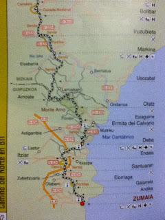 In viaggio con Bici Brunello sul cammino del Norte