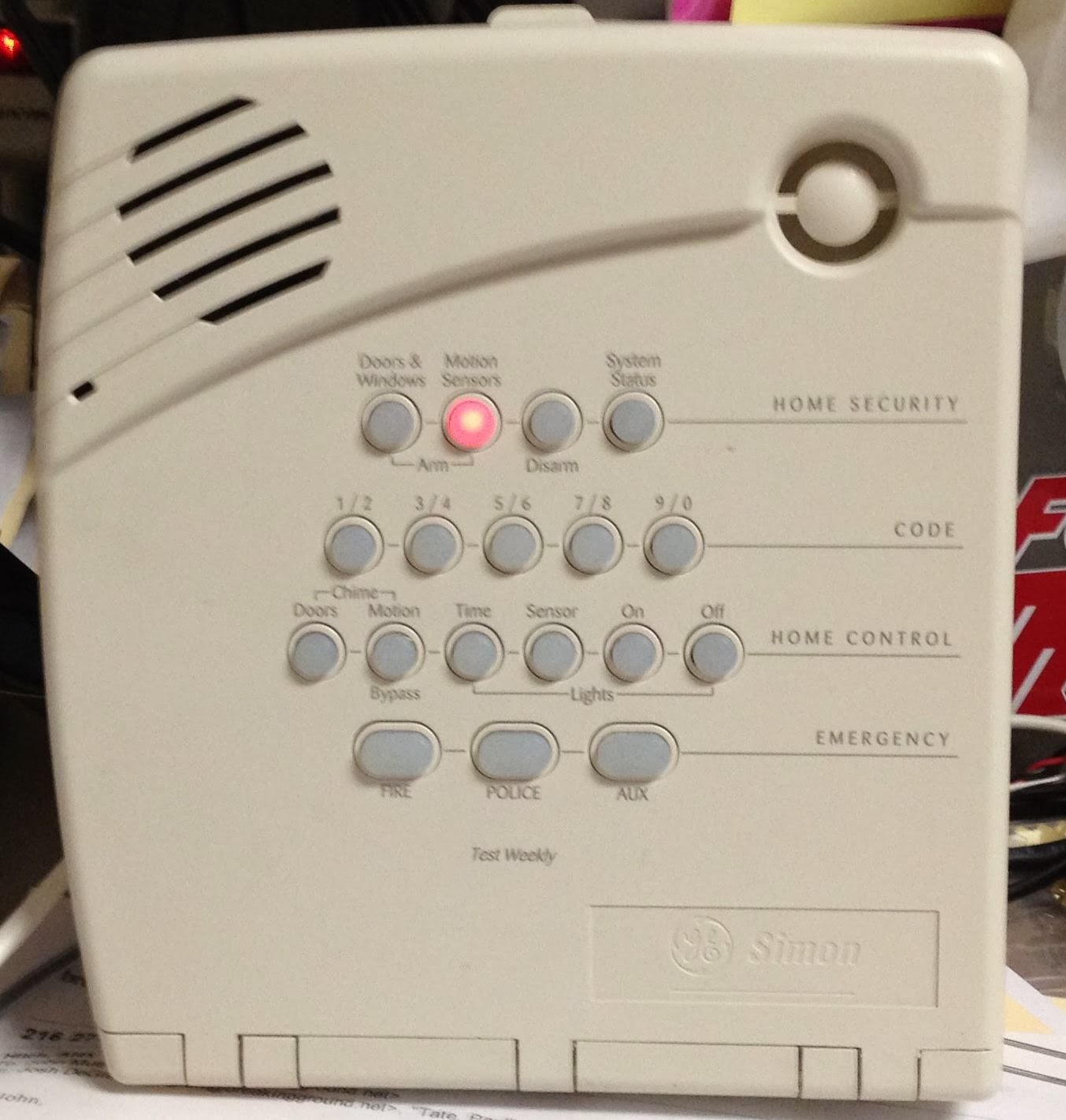 How To Program A Simon 3 Alarm System To Call Your Cell