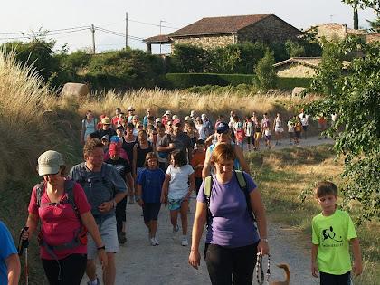 Avançant pel Camí de Cantonigròs