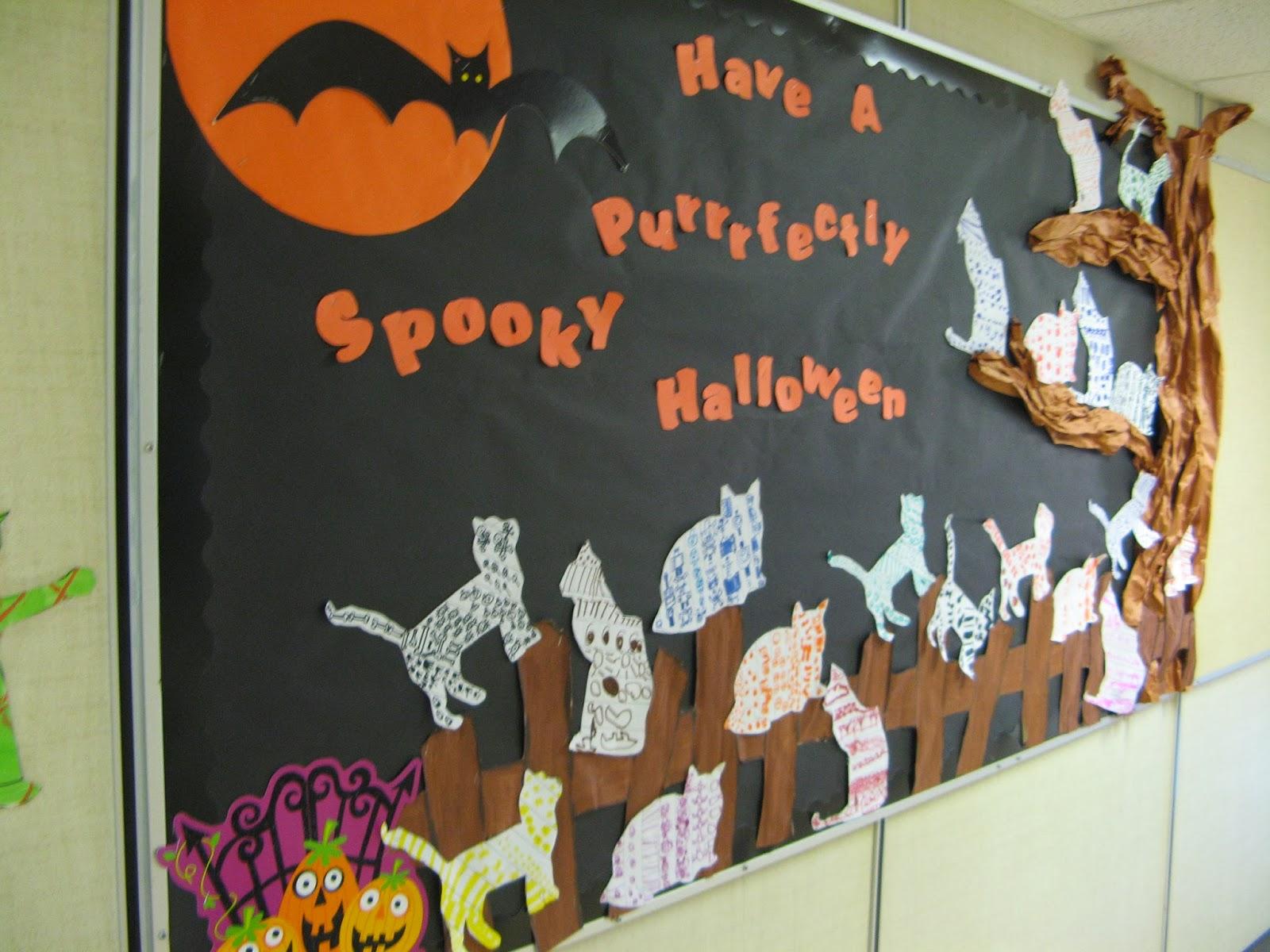 Terri's Teaching Treasures: Halloween Cats
