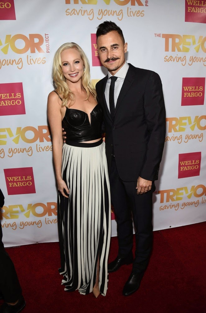 Candice Accola – TrevorLIVE The Trevor Project Event in LA
