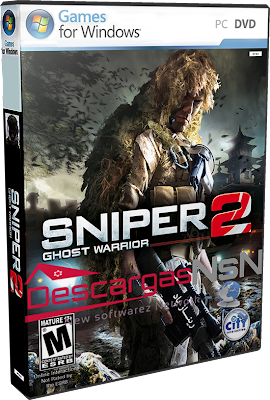 Sniper Ghost Warrior 2 - PC-Game (2013)