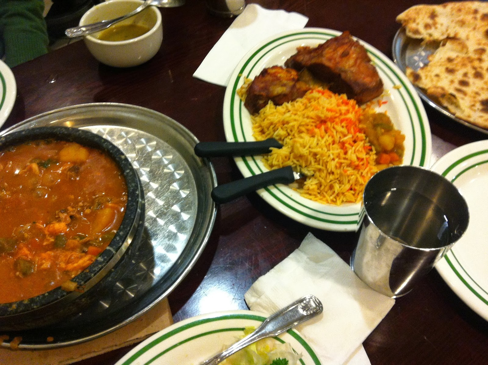 Yemeni Food In Bay Ridge Brooklyn New York
