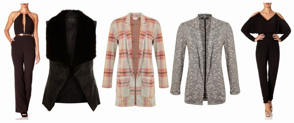 Forever Unique New Look Misselfridge Winter Fashion Trends