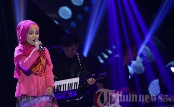 Fatin Shidqia Lubis - Pudar (Gala Show RCTI)