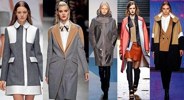 Женское пальто: глянец против ворса