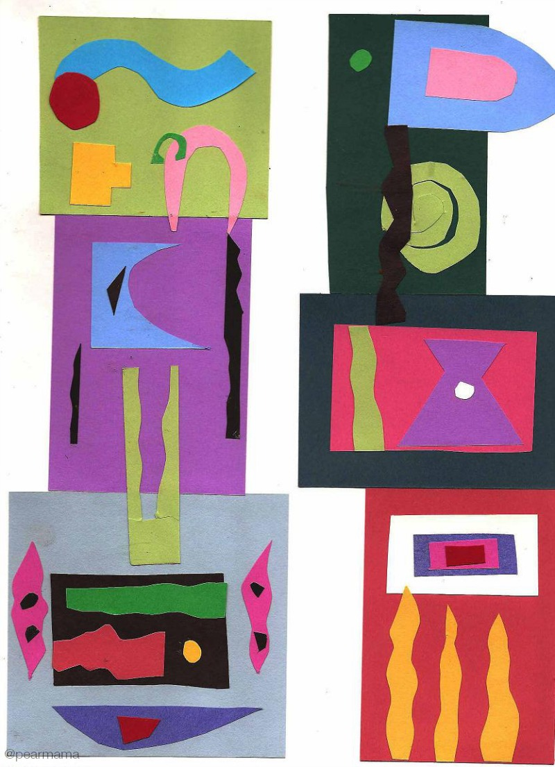 Henri Matisse For Kids Art Lesson