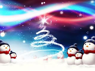 Magic Christmas HD Wallpaper