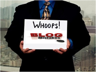 blogging mistakes, blogging mistakes to avoid