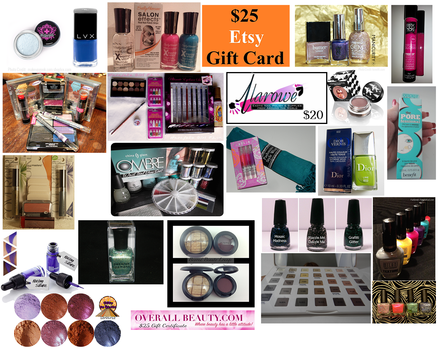 - XOXO Alexis Leigh: Spring Essentials Multi-Blogger Giveaway