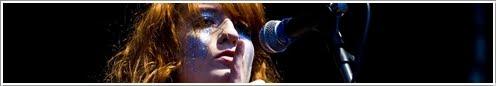 Florence + the Machine, também grafado Florence and the Machine, é o nome de trabalho da cantora e compositora inglesa Florence Welch