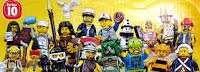 LEGO Minifigures Series 10