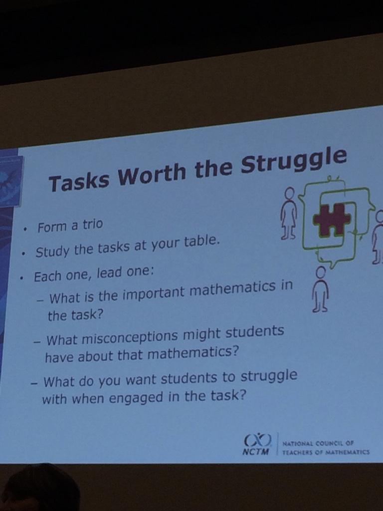 Algebracraft: The Tales of a High School Math Teacher: NCTM ...
