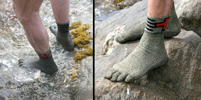 Socks that protect your feet from sharp objects- 7 Images