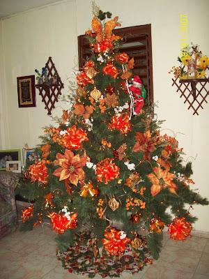 Rbol de navidad como decorarlo - Arboles de navidad artificiales decorados ...