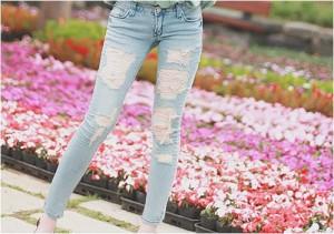 lançamentos jeans rasgado 2014
