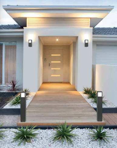 Lamparas g iluminacion y dise o for Lamparas porche exterior