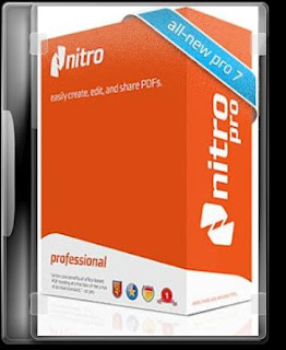 Nitro PDF Professional 7.5.0.29 (x86/x64) Full Crack, Patch, Keygen | 50 Mb