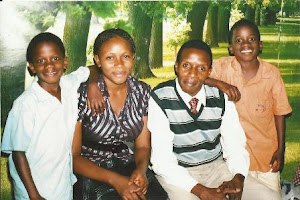 Paul Ngoye Zake Family