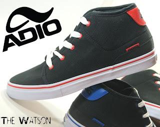 Adio Shoes: Watson Shoe