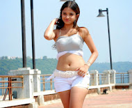 Sneeha hot navel