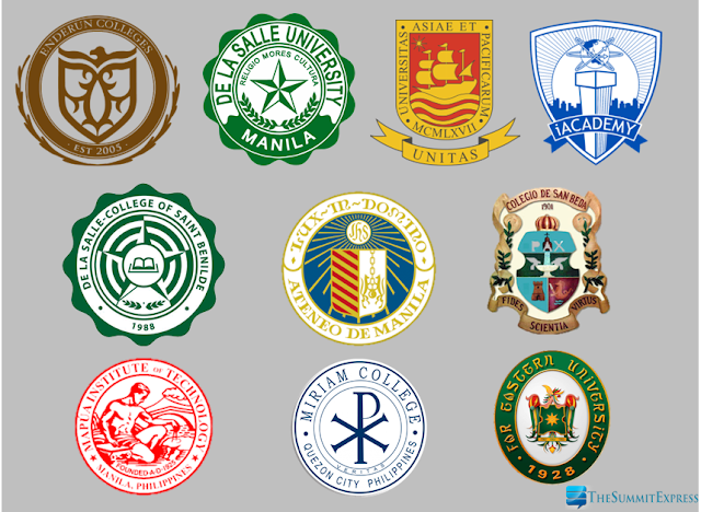 2015 Top 10 most expensive colleges, universities in the Philippines